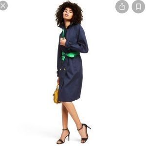 Philip Lim for target trench coat M